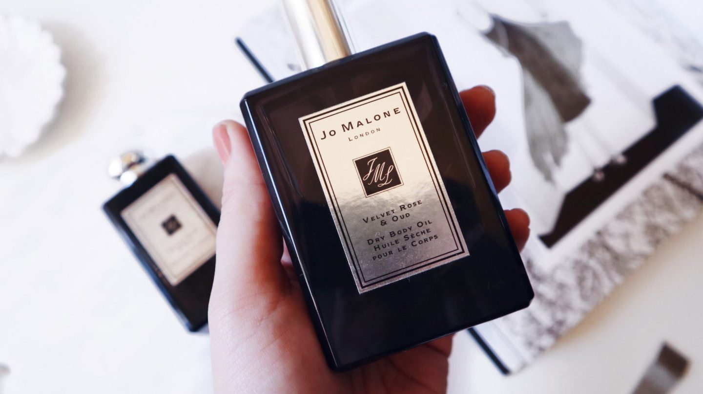 Jo Malone London Cologne intense velvet rose oud dry oil parfum