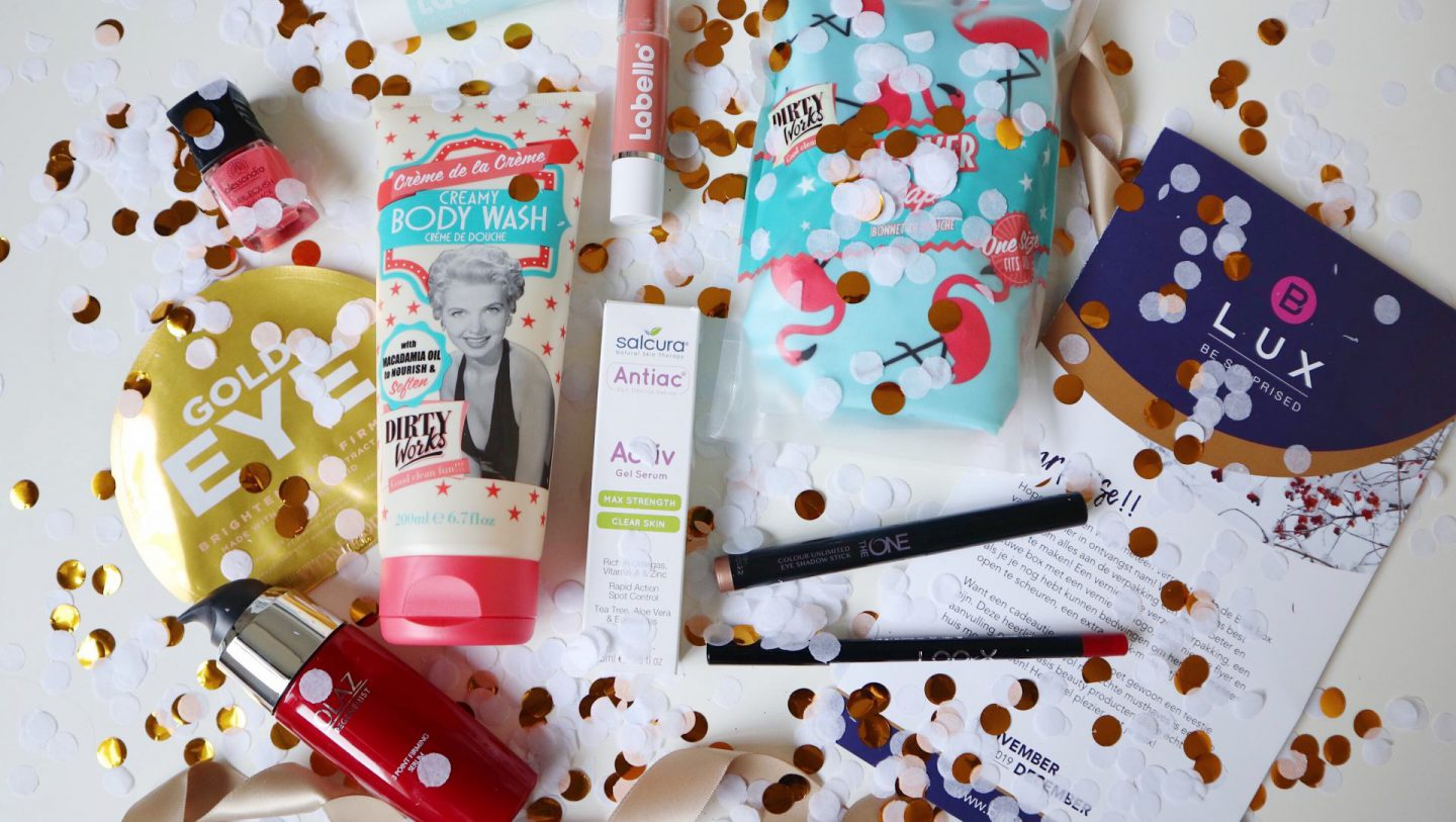 Bluxbox unboxing video beauty luxe beauty box unboxen beautyblog blog review youtuber