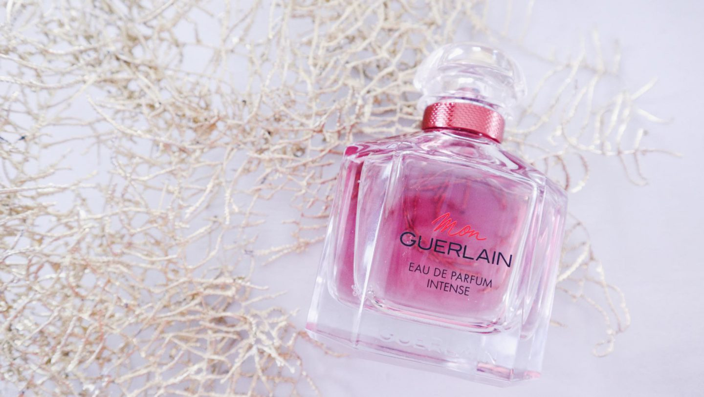guerlain mon guerlain parfum intense blog blogger beauty review geuren beautyholic